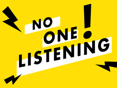 To communicators, 'nobody' is a dead end. 'Not everyone' is an opportunity worth pursuing