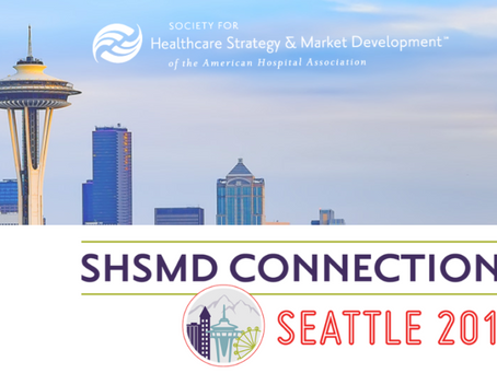 SHSMD Connections 2018 in 5 tweets