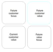 Future customer model - website - white