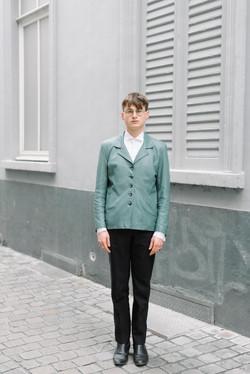 Stranger in Ghent