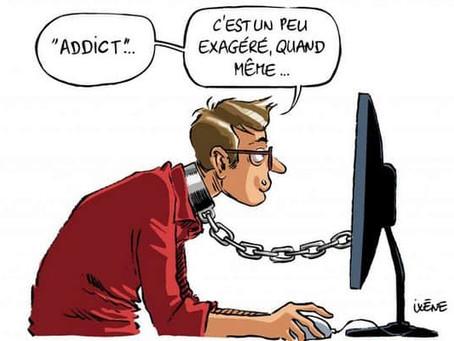 Au secours, mon ado est addict !