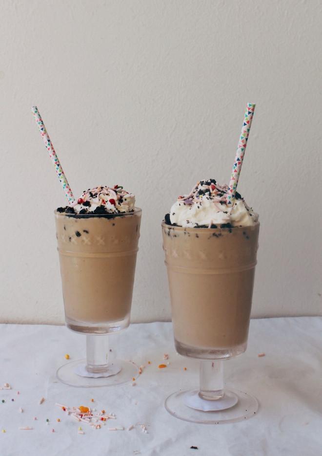 Coffee Tahini Milkshakes
