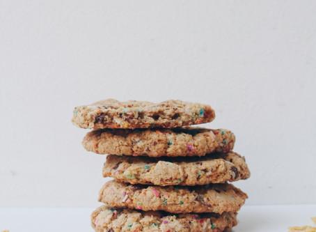 Funfetti Ranger Cookies