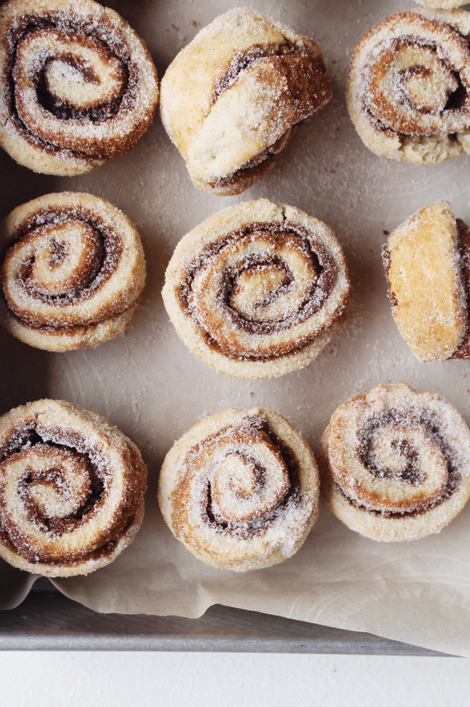 Quick & Easy Cinnamon Buns