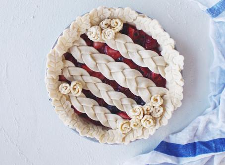 Butter & Shortening Pie Crust