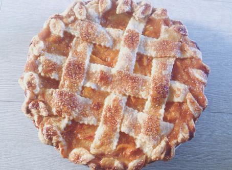 Bourbon Palisade Peach Pie