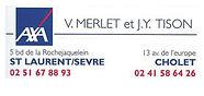 Partenaire Agence AXA V.MERLET et JY TISON