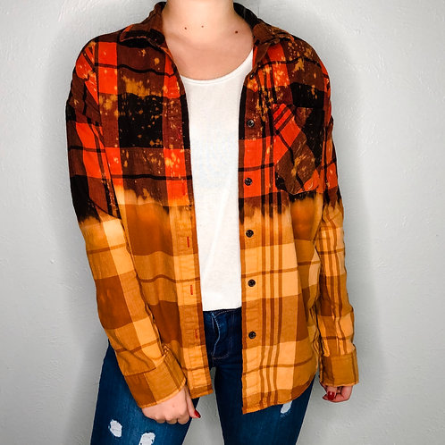 Fall Is Here Flannel