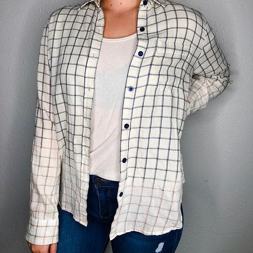 Off White Flannel