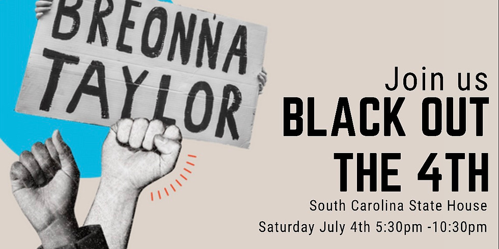 Black Out The 4th for Breonna Taylor