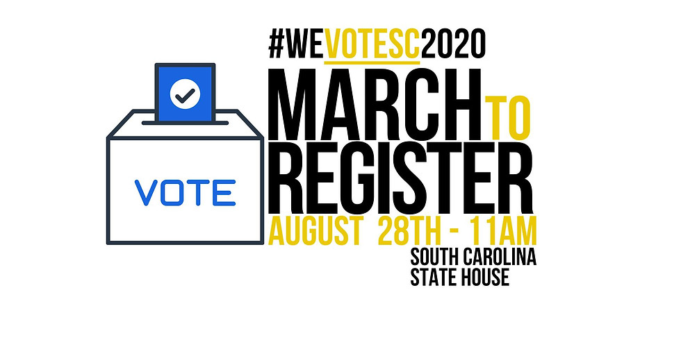 March To Register 2020