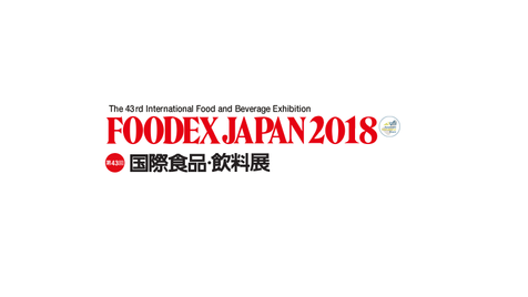 CY confirmed for Japan - Foodex 2018