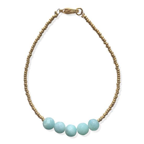 Turquoise Bibi bracelet