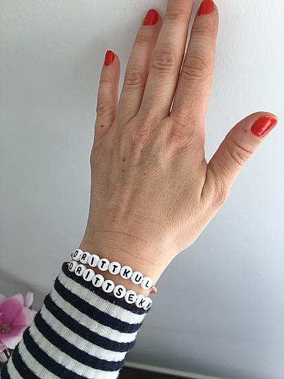 SKAM bracelet