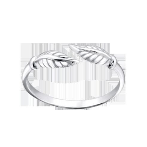 Leaf mini ring