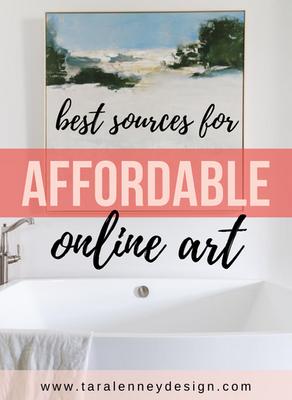 Affordable Online Art