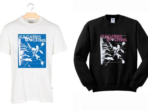 Nouveaux chandails disponibles sur la boutique en ligne