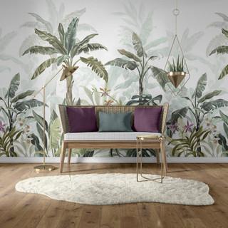 dzsungel-muveszi-tervezesu-poszter-palma