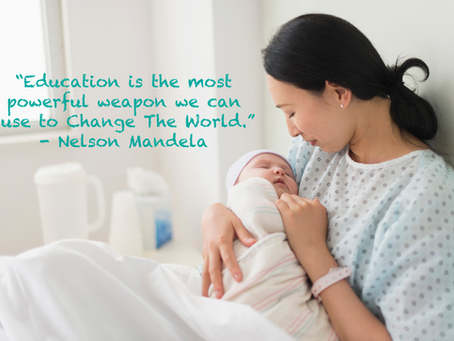 """""""In labor, you have to know that things can change at any moment — you have to be flexible,"""""""