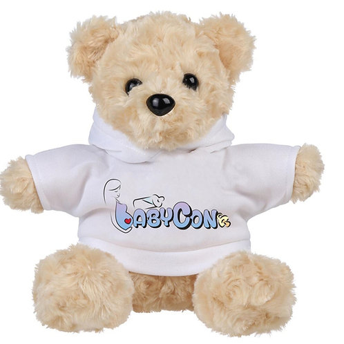BabyCon First Teddy Bear!