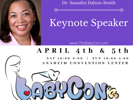 Welcoming our Keynote Speaker! Dr. Dalton-Smith!