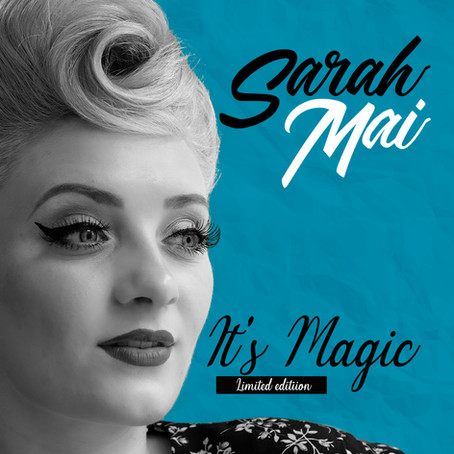 "Limited Edition Album ""It's Magic"""
