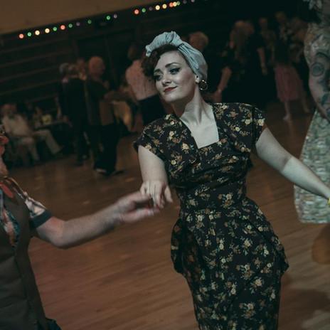 Sarah Mai Dancing - The Big Jive All Dayer