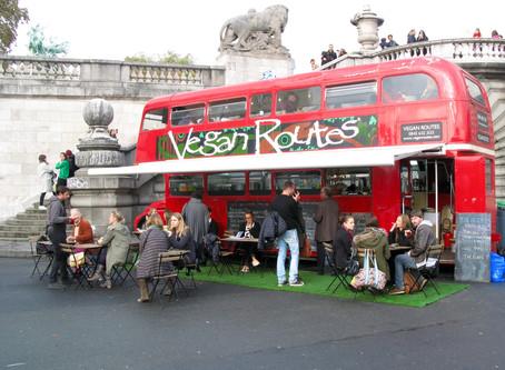 World vegan friendly cities