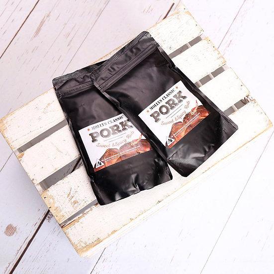 Mollys Classic PORK Sweet & Spicy Rub 250 g Beutel