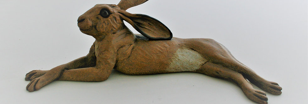 Pippa Hill - Lying Hare