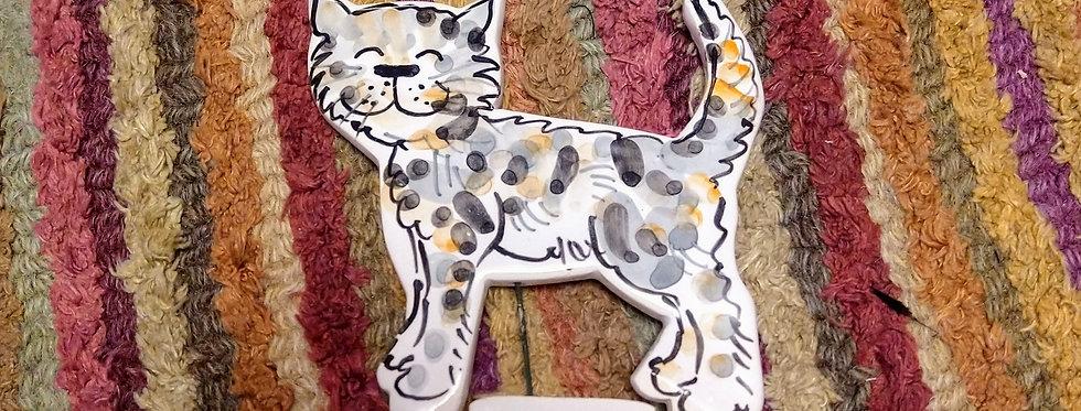 Louise Crookenden Johnson- Tabby Cat