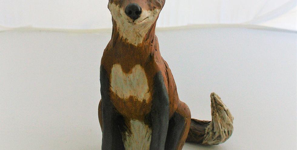Pippa Hill - Sitting Fox