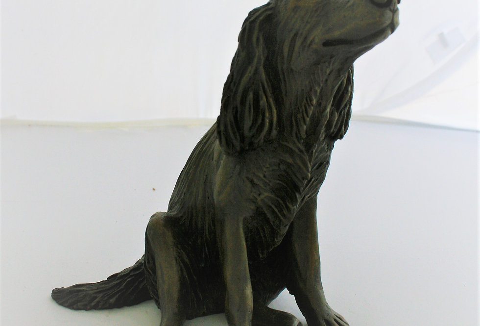 Pippa Hill - Sitting Dog