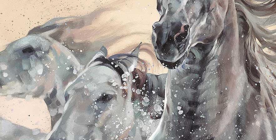 Debbie Boon- Seahorses