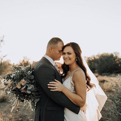 Just pure love and sunshine ❤️ H A I R __ M A K E U P 💎 Chrissy 💎  #wedding #phoenixwedd