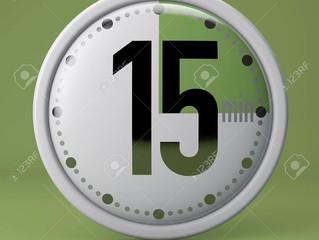 4. ¿Cuánto tiempo meditar?