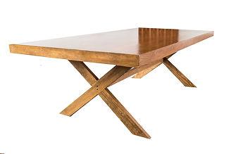 Renta de mesas de madera en méxico