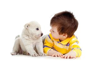 Kind-m-Hund