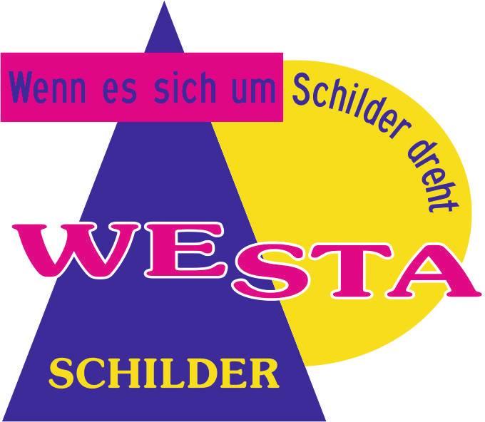 Westa Schilder Logo