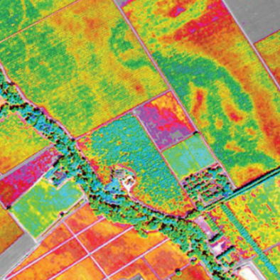 AG Thermal Satellite Imagery