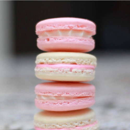 French Macaron  Box of 6 ( Gluten Free )