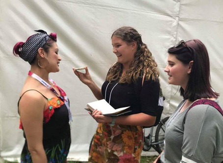 Headliners at WOMADelaide: an opportunity for school students to be music journos