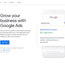 Add your billing details to Google Ads