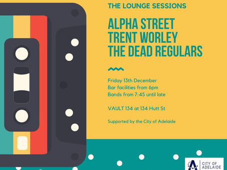 The Lounge Sessions: End of Year Party at Vault 134
