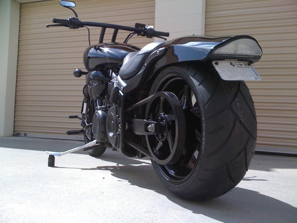 wide tire kit