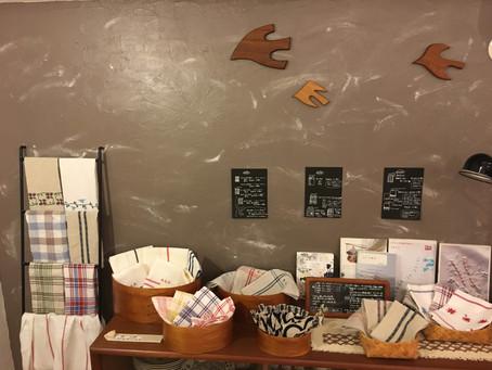 Linen & Cafe 「Kukka Puu」よろしくお願いします。