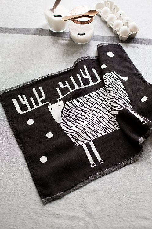 [ Lapuan Kankurit ]  PORO  kitchen towel
