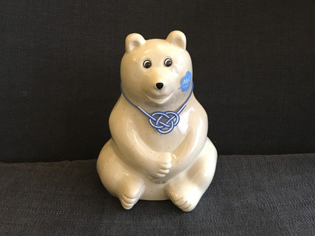 Polar Bear Money Box が入荷しました