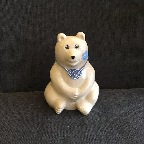 Polar Bear Money Box 水引付き