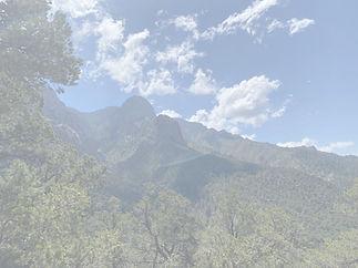Rinconada Spur in the Sandia Mountains